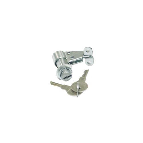 Omix-Ada, 12021.76 - Tool Box Lock Set, 41-45 Willys MB, Ford GPW