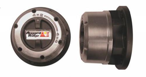 Alloy USA, 15001.29 - Manual Locking Hub Set, 86-93 Nissan Pathfinder and Pickup