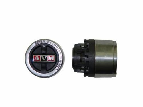 Alloy USA, 15001.70 - Manual Locking Hub Set, 98-00 Ford Ranger/01-08 Mazda B-Series Pickup
