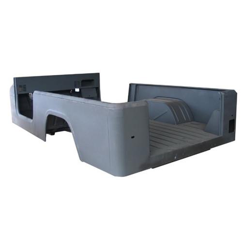 Omix-Ada, 12002.15 - Reproduction Steel Body Tub, 81-86 Jeep CJ8 (Scrambler)