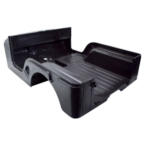 Omix-Ada, 12002.09 - Reproduction Steel Body Tub, 55-69 Jeep CJ5