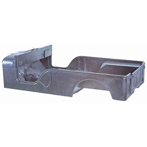 Omix-Ada, 12002.12 - Reproduction Steel Body Tub, 55-71 Jeep CJ6