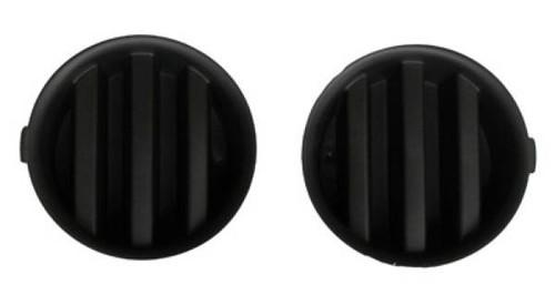 Omix-Ada, 12045.13 - Fog Light Inserts, 06-10 Jeep Commanders