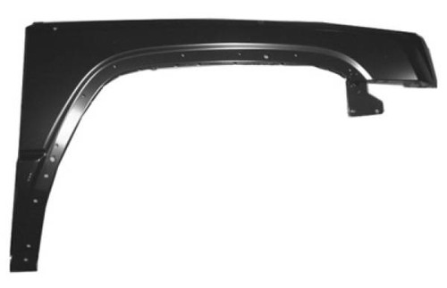 Omix-Ada, 12045.04 - Front Fender, Right, 06-10 Jeep Commanders