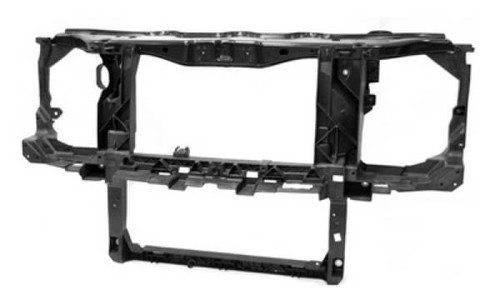 Omix-Ada, 12043.37 - Grille Support, 08-12 Jeep Liberty (KK)s