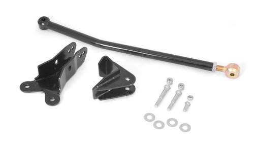 Suspension Frame Stiffener Kit; 07-18 Jeep Wrangler JK