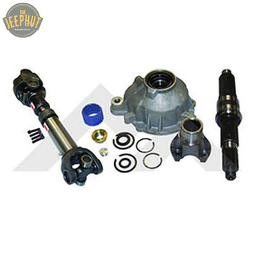 Why You Need A SYE And CV Driveshaft For Your Jeep! Jeep YJ And TJ Issue Addressed.