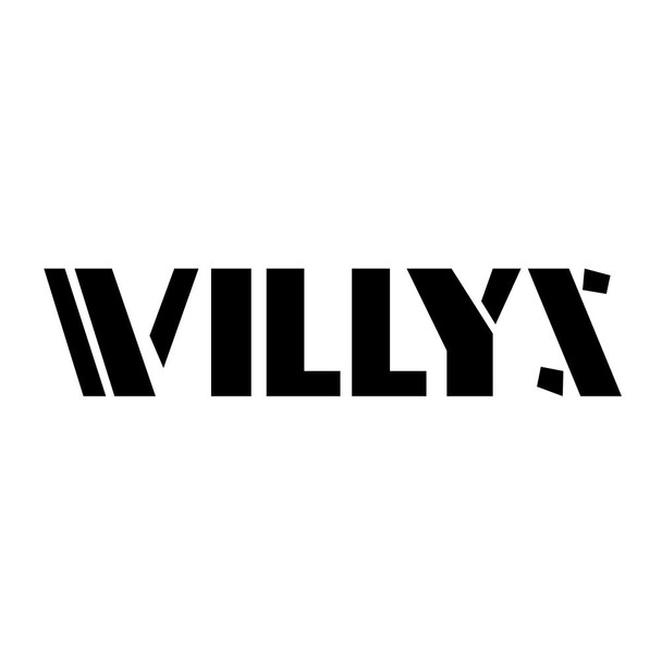 "Decal, DEC-WILLYS - ""Willys"" Decal"