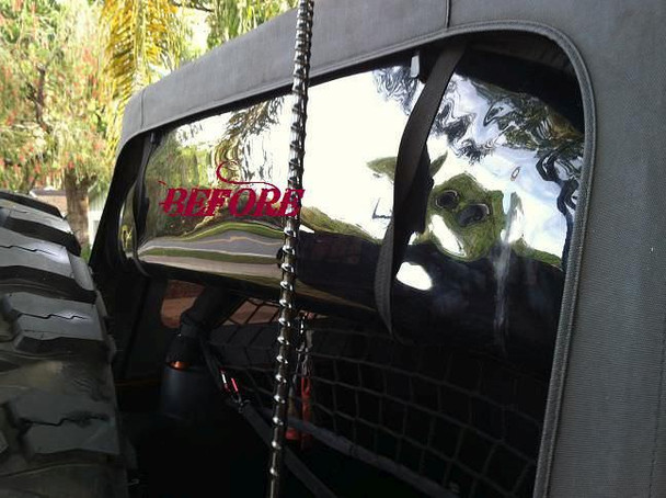 American Outlaw, AO-RWS - Rear Window Straps