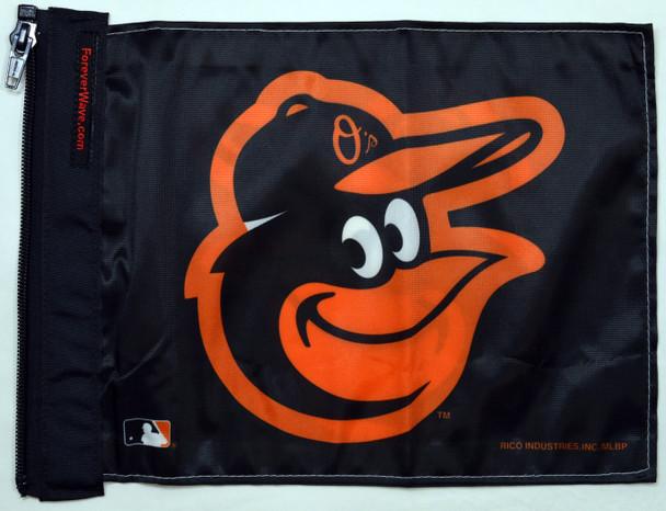 Baltimore Orioles Flag Forever Wave