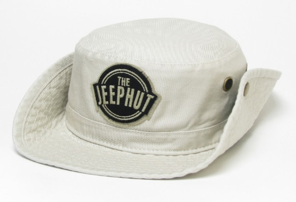 The JeepHut JH-RT-BH Relaxed Twill Boonie Hat