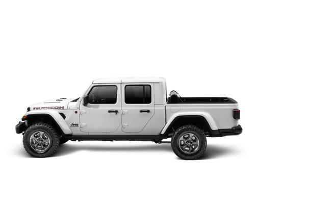 Rugged Ridge | Armis Hard Rolling Bed Cover, 2020 Jeep Gladiator JT | 13550.23