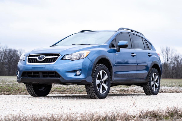 2in Subaru Suspension Lift 13-17 Crosstrek)