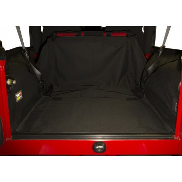 C3 Cargo Cover; 04-06 Jeep Wrangler Unlimited LJ