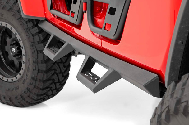 Jeep Contoured Drop Steps (2020 Gladiator JT)