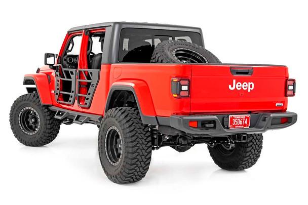 Jeep Steel Tube Doors | Front & Rear (18-20 JL/ 2020 Gladiator)