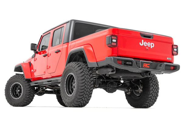 Jeep DS2 Drop Steps (2020 Gladiator JT)