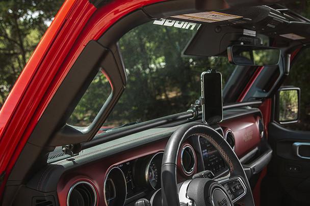 Dash Bar; 18-20 Jeep Wrangler JL & 2020 Gladiator JT