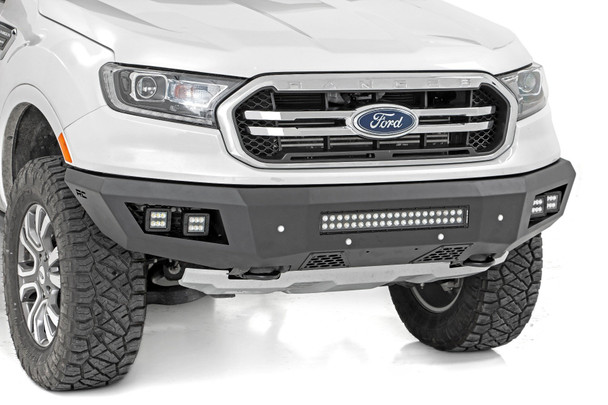 Ford Heavy-Duty Front LED Bumper (19-21 Ranger)