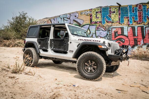 2018-2021 Wrangler JL And Gladiator JT Trail Doors