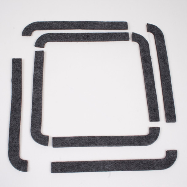 Omix-Ada, 12021.89 - Tool Box Lid Felt Kit, 41-45 Willys MB and Ford GPW