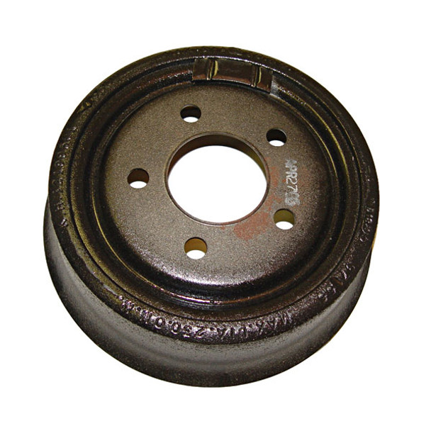 Rear Brake Drums and Shoes OE Replacement for Jeep TJ Jeep Wrangler