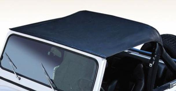 Rugged Ridge, 13570.01 - Summer Brief Top, 55-75 Jeep CJ Models, Black