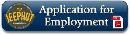 JeepHut Employment