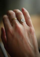 Hummingbird Stacking Ring