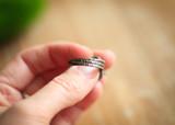 Pietersite stacking ring set size 9