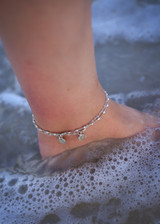 Rosary Chain Anklet