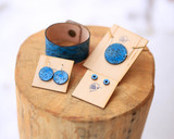 Buzzing Bird Studios The Blue Star Collection