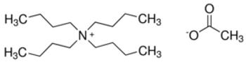 Tetrabutylammonium acetate for electrochemical analysis, ≥99.0%, 25g