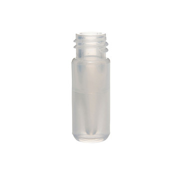Thermo Scientific™ 10mm (600µL) Screw Top Polypropylene High Recovery Vial
