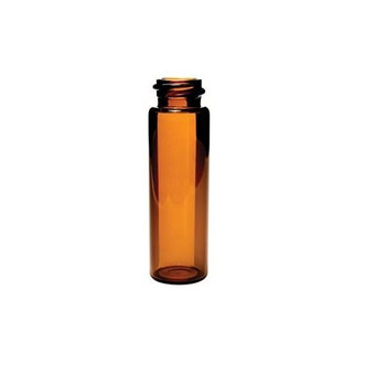 Thermo Scientific™ 12mL Amber Screw Top Sample Storage Vial