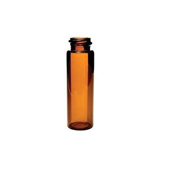Thermo Scientific™ 16mL Amber Screw Top Sample Storage Vial