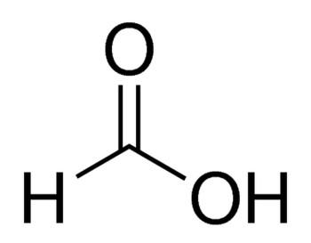 Formic acid reagent grade, 95%, 4 x 100mL