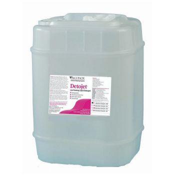 Detojet®, Low-Foaming Liquid Detergent, 5 Gallon