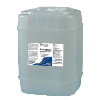 Detergent 8®, Low-Foaming Ion-Free Detergent, 5 Gallon
