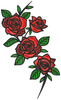Detailed Rose Pattern Collection of 14 Machine Embroidery Designs