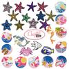 4x4 Hoop Beach Break Special - 72 Vacation Machine Embroidery Designs!