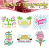 Summer Typography Full Collection