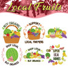 Local Fruits Full Collection