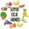 Support Local Farmer