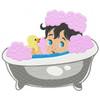 Baby's First Bath #03