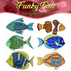 Funky Fish Full Collection 01