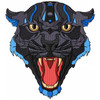 Detailed Panther Face B