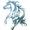 Silhouette Horse #01