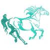 Silhouette Horse #05