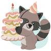 Happy Birthday Animals #03